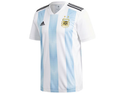 Argentina adidas National Team Home Stadium Jersey