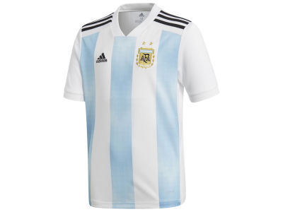Argentina adidas 2018 Youth National Team Home Stadium Jersey