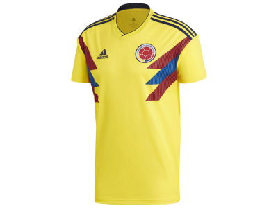 Colombia adidas Men's National Team Home Stadium Jersey