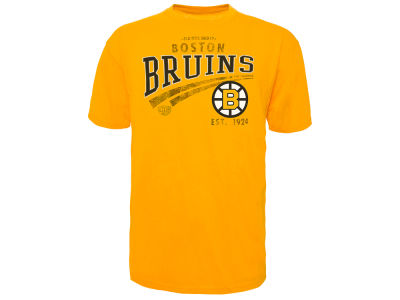 Boston Bruins Old Time Hockey NHL Men's One Timer T-Shirt