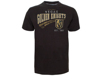 Vegas Golden Knights Old Time Hockey NHL Men's One Timer T-Shirt