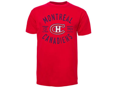 Montreal Canadiens Old Time Hockey NHL Men's Cycle Vintage T-Shirt