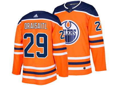 Edmonton Oilers Leon Draisaitl adidas NHL Men's adizero Authentic Pro Player Jersey