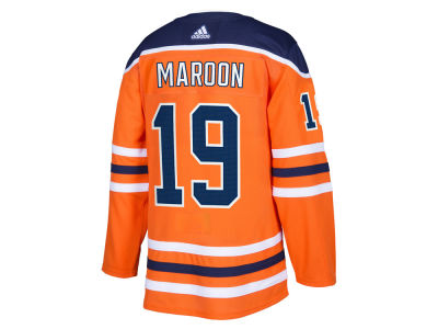 Edmonton Oilers Patrick Maroon adidas NHL Men's adizero Authentic Pro Player Jersey