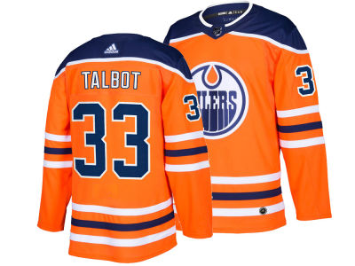 Edmonton Oilers Cam Talbot adidas NHL Men's adizero Authentic Pro Player Jersey