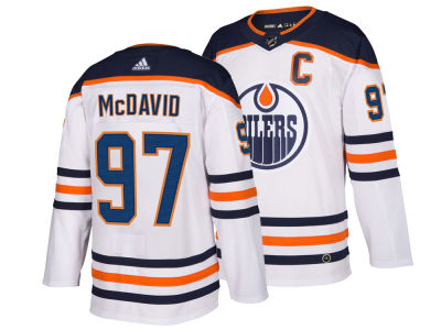 Edmonton Oilers Connor McDavid adidas NHL Men's adizero Authentic Pro Player Jersey