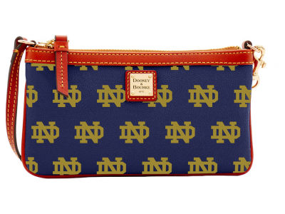 Notre Dame Fighting Irish Dooney & Bourke Large Wristlet
