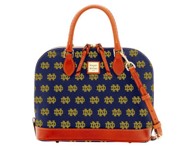 Notre Dame Fighting Irish Dooney & Bourke Zip Zip Satchel