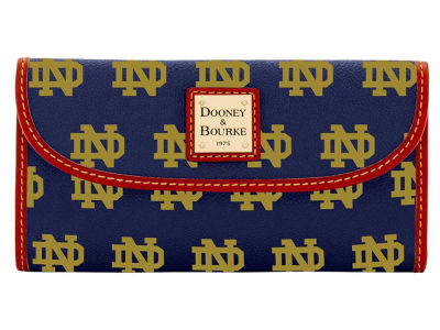 Notre Dame Fighting Irish Dooney & Bourke Continental Clutch