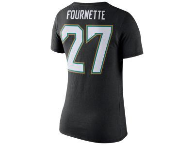 18e404568 Jacksonville Jaguars Leonard Fournette Nike NFL Women's Player Pride T-Shirt