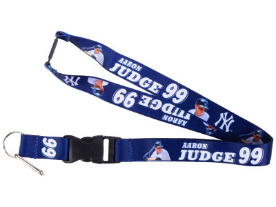 New York Yankees Aaron Judge Aminco Player Lanyard
