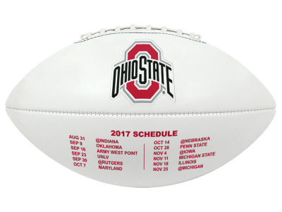 Ohio State Buckeyes Aminco Micro Mini Schedule Football