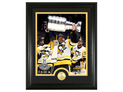 Pittsburgh Penguins Sidney Crosby Single Coin Photo Mint -2017 Stanley Cup