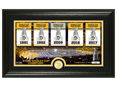Pittsburgh Penguins Traditions Pano Photo Mint