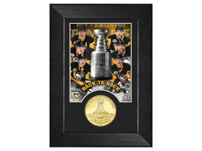 Pittsburgh Penguins Champions Photo Mint