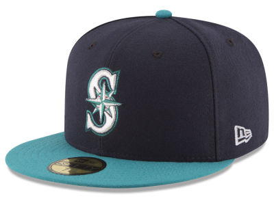 Seattle Mariners Edgar Martinez New Era Retirement Number 59FIFTY Cap