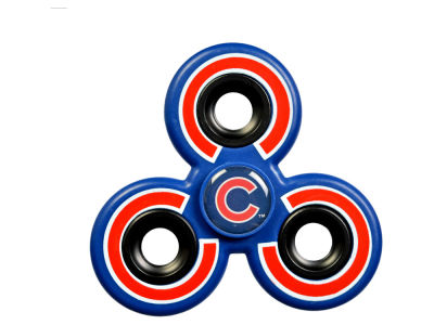 Chicago Cubs Three Way Spinnerz - Molded