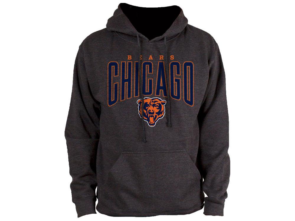 Chicago Bears NFL Men s Defensive Line Hoodie  559b335fc