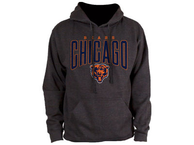 Chicago Bears Junk Food NFL Men's Defensive Line Hoodie