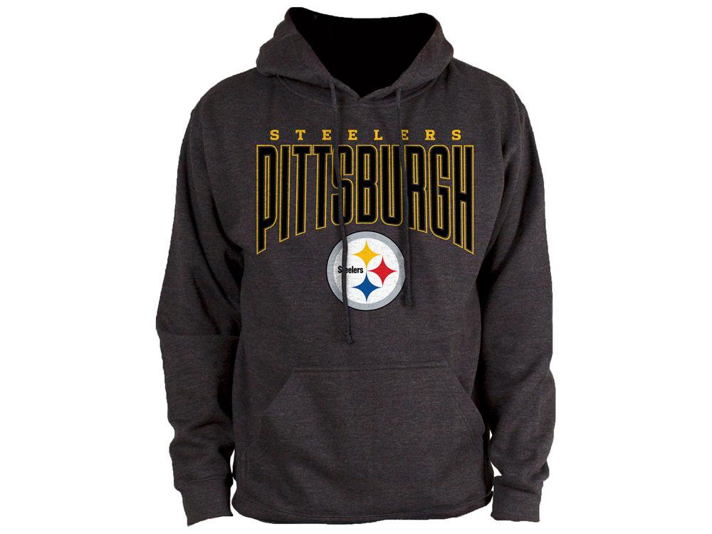 e545ca73d Pittsburgh Steelers NFL Men s Defensive Line Hoodie