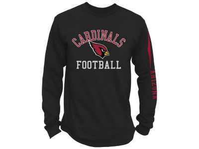 Arizona Cardinals Junk Food NFL Men's Spread Formation Long Sleeve T-Shirt