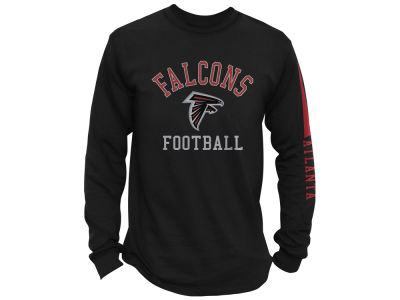 Atlanta Falcons NFL Men's Spread Formation Long Sleeve T-Shirt