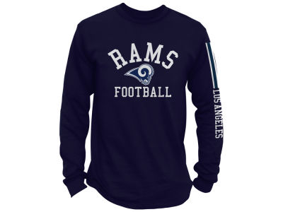 Los Angeles Rams NFL Men's Spread Formation Long Sleeve T-Shirt
