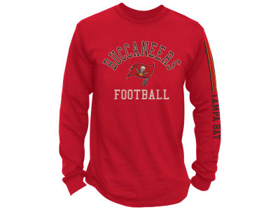 Tampa Bay Buccaneers NFL Men's Spread Formation Long Sleeve T-Shirt