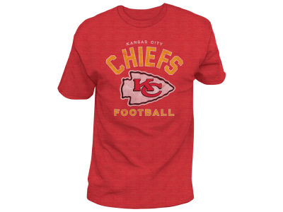 Kansas City Chiefs Junk Food NFL Men s Midfield Retro T-Shirt 4f15d7c9b