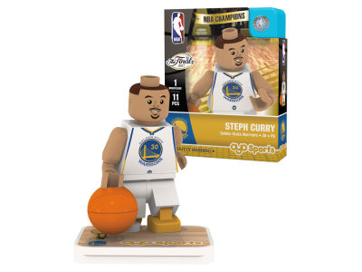 Golden State Warriors Stephen Curry Event Champs OYO Figure
