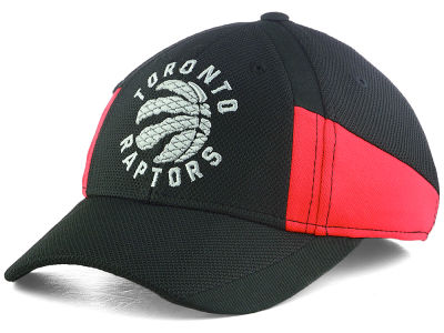 Toronto Raptors Outerstuff NBA Youth On Court Structured Adjustable Cap