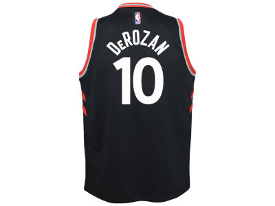 Toronto Raptors DeMar DeRozan Nike NBA Youth Statement Swingman Jersey