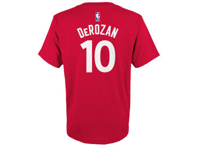 Toronto Raptors Outerstuff NBA Youth Player Name and Number Icon T-shirt