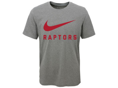 Toronto Raptors Outerstuff NBA Youth Swoosh Legend Team T-shirt