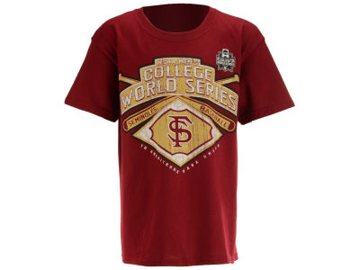 Florida State Seminoles Blue 84 2017 College World Series Youth Diamond Team T-shirt