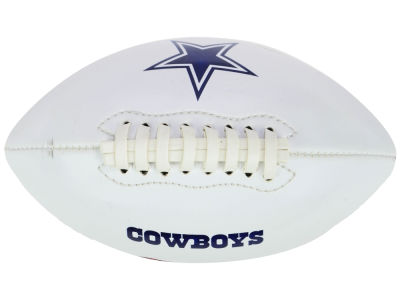 Dallas Cowboys Mini Signature Football