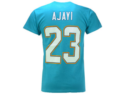 Miami Dolphins Jay Ajayi Majestic NFL Men's Eligible Receiver III T-Shirt