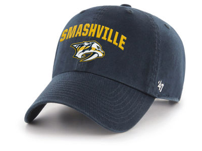 Nashville Predators '47 NHL Smashville CLEAN UP Cap