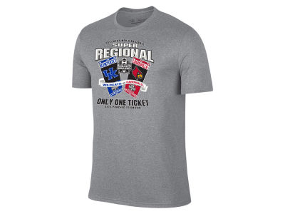 Kentucky Wildcats Retro Brand NCAA Men's Super Regional Ticket T-Shirt