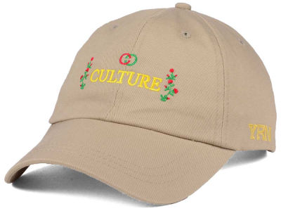 YRN Culture Rose Dad Hat