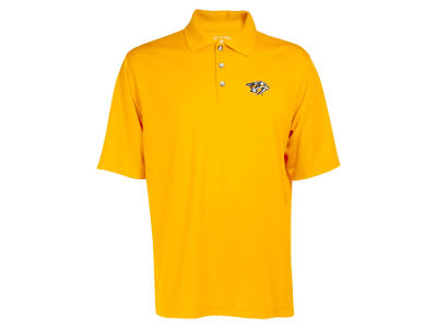 Nashville Predators Antigua NHL Men's Exceed Polo