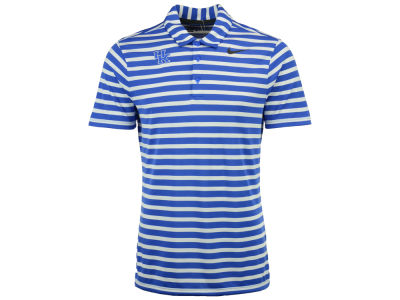 Kentucky Wildcats Nike Golf NCAA Men's Breathe Striped Polo