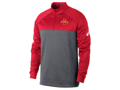 Iowa State Cyclones NCAA Men's Therma 1/2 Zip Pullover