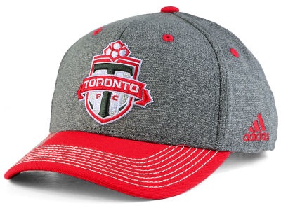 Toronto FC adidas MLS Structured Adjustable Cap