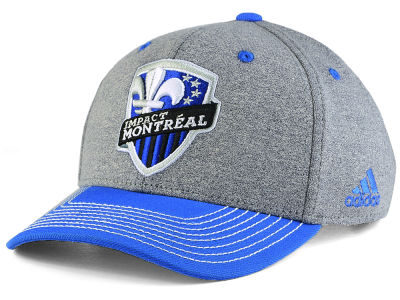 Montreal Impact adidas MLS Structured Adjustable Cap