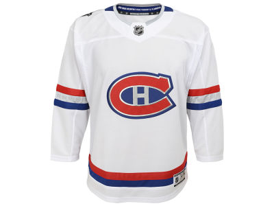 Montreal Canadiens adidas NHL Youth 100th Classic Premier Jersey