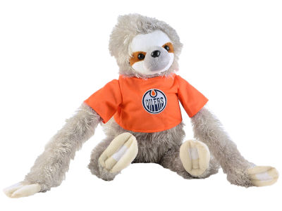 Edmonton Oilers Plush Sloth