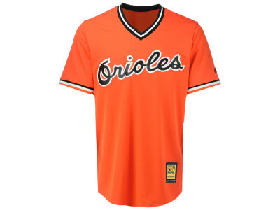 Baltimore Orioles Majestic MLB Men's Cooperstown Blank Replica Cool Base Jersey