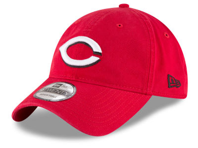 Cincinnati Reds New Era MLB On Field Replica 9TWENTY Cap