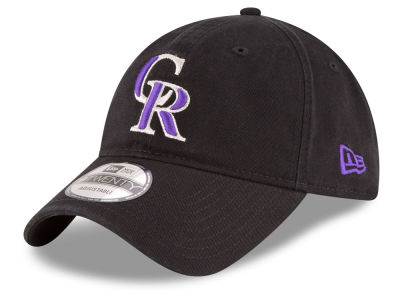 Colorado Rockies New Era MLB On Field Replica 9TWENTY Cap